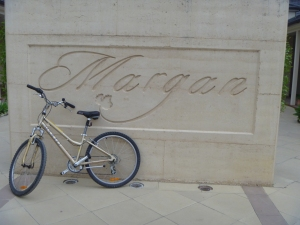 Bike at Margan