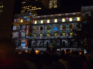 Customs House Vivid Sydney