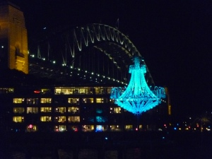 Chandelier on the Harbour
